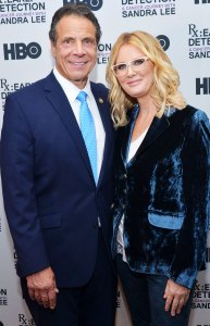 Sandra Lee Says Im Sad After Split Andrew Cuomo
