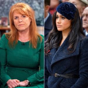Sarah Ferguson Relates to Duchess Meghan