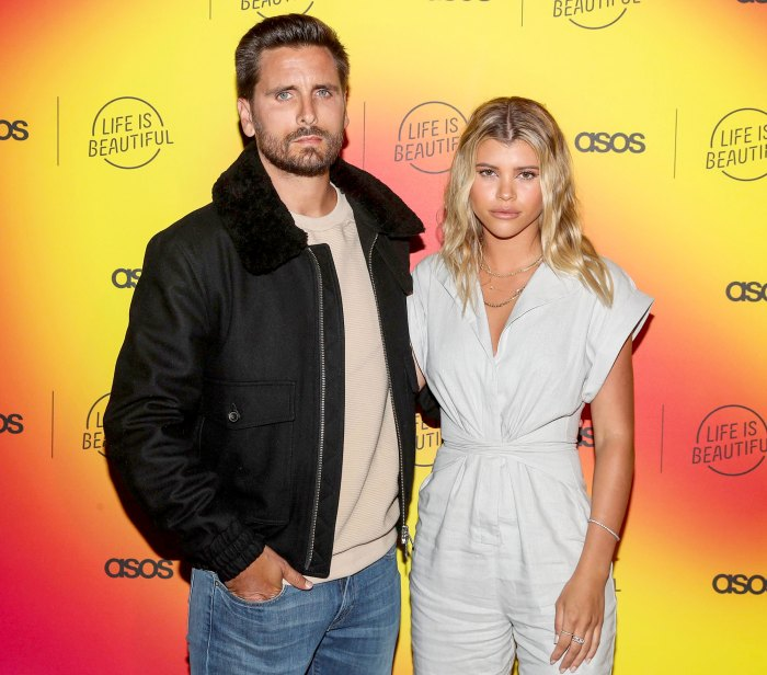 Scott Disick Sofia Richie Committed Not Thinking About Marriage