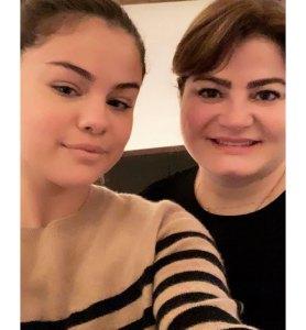 Selena Gomez and Flavia Lanini
