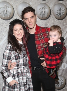 Shenae Grimes-Beech Says Annalynne McCord Isn't Her Baby's Godmother