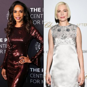 Singer Michelle Williams Congratulates Actress Engagement Pregnancy