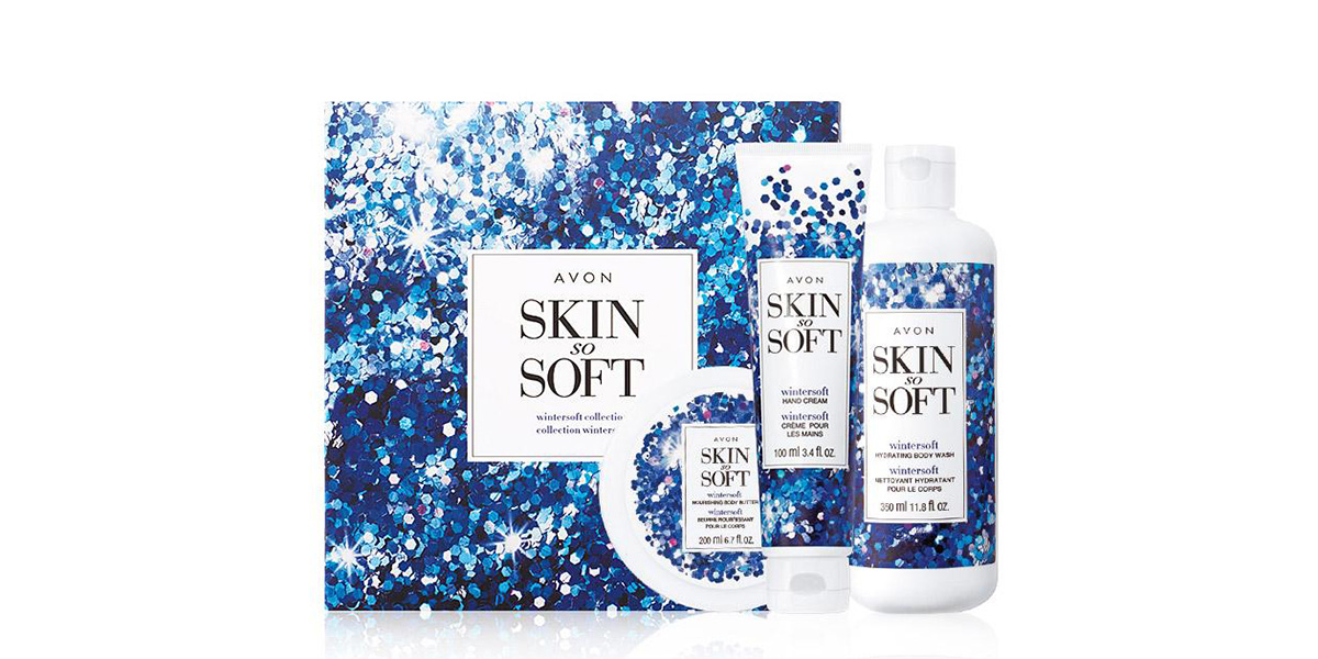 Skin So Soft Wintersoft Gift Set