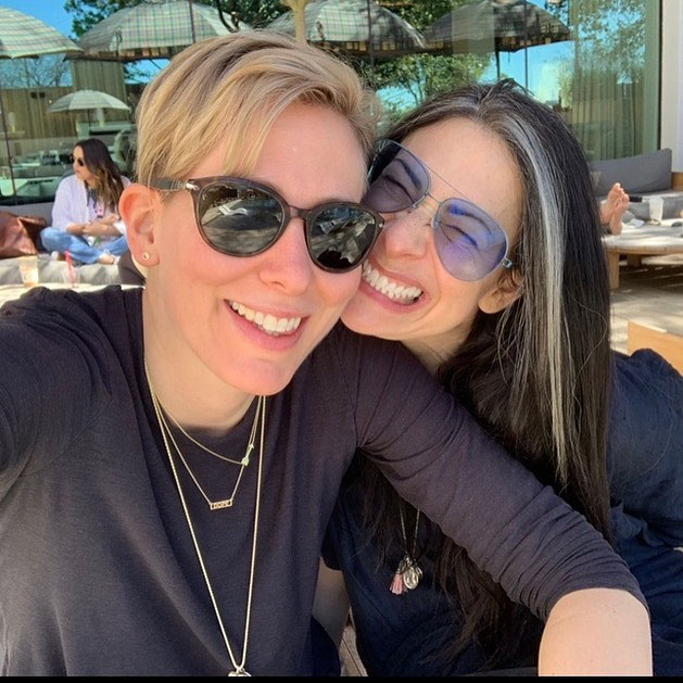 Stacy London Confirms She Has a Girlfriend
