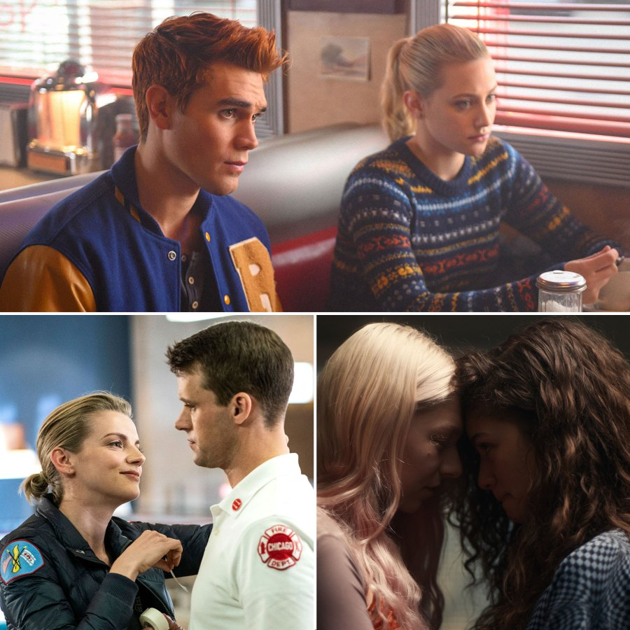 TV Couples We Need to Get Together in 2020