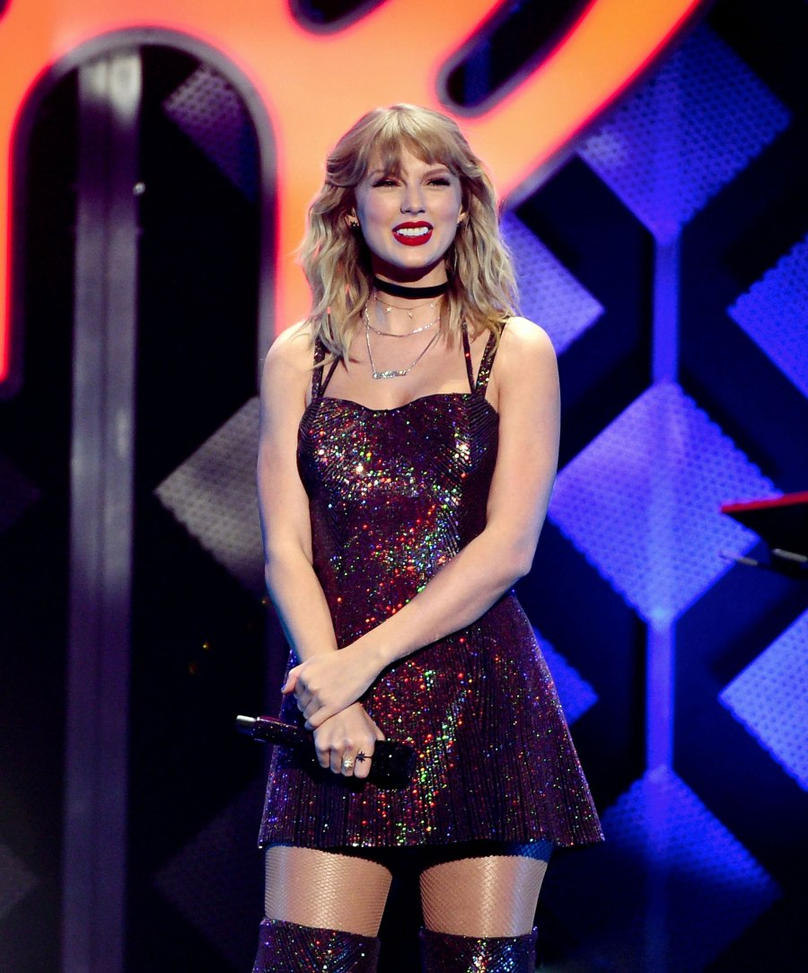 Taylor Swift Celebrates Her 30th Birthday With Cat Cake and Sweet Message From Katy Perry