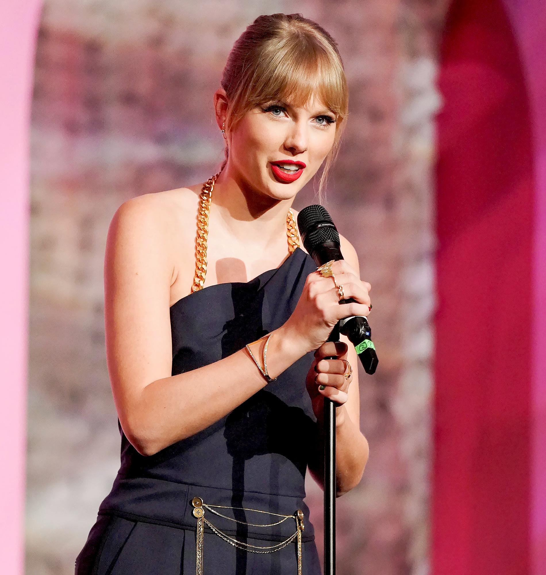 Taylor Swift Scooter Braun Billboard speech 1