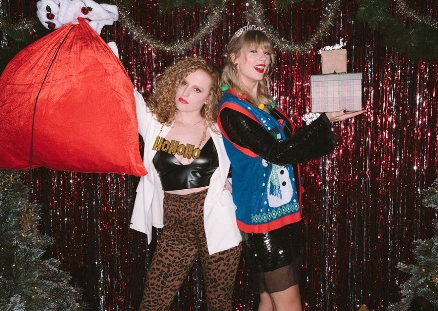 Taylor Swift Throws the 'Most Aggressive Holiday Party' for Her 30th Birthday