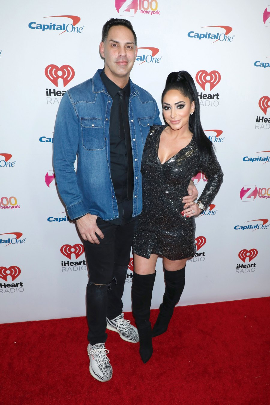 Teresa Giudice Says Her Family Is 'Still Deciding' Their Holiday Plans — Plus, More Stars at Jingle Ball