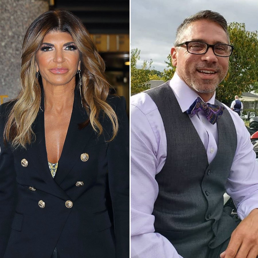 Teresa Giudice Shares Quote About Change After Cozying Up to Ex Anthony Delorenzo Amid Divorce