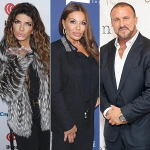 Teresa Giudice Reveals If She Would Ever Date Her 'RHONJ' Costar Dolores Catania's Ex Frank Catania