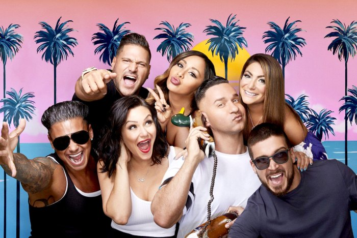 The Cast of Jersey Shore Family Vacation Snooki Announces Shes Retiring