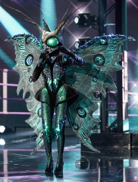 The Masked Singer Butterfly Is Revealed