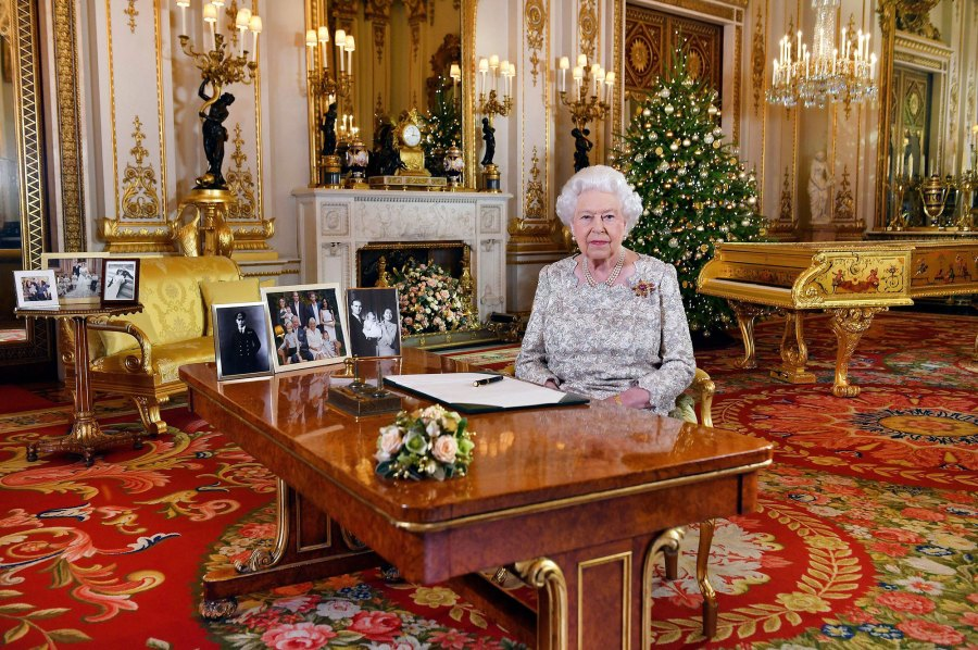 The Queens Broadcast Royal Family Christmas Traditions
