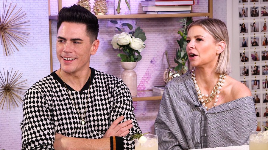 Tom Sandoval Optimistic That Pump Rules Costars Stassi Schroeder, Katie Maloney and Kristen Doute Will Make Up
