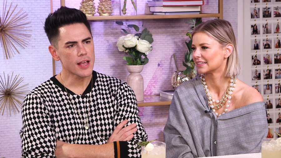 Tom Sandoval and Ariana Madix Cocktail Recipe Us Interview