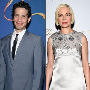 Who Is Thomas Kail? 5 Things to Know About Pregnant Michelle Williams' Director Fiance