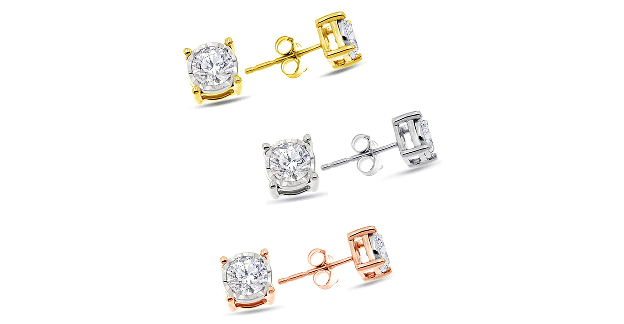 Black Friday Sale! These Diamond Earrings Are Up to 51% Off for 6 Hours