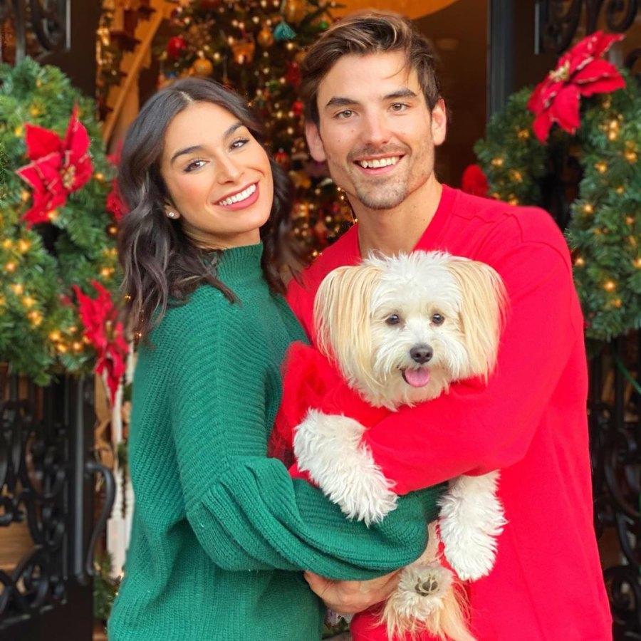 Ashley Iaconetti Christmas Cards of 2019