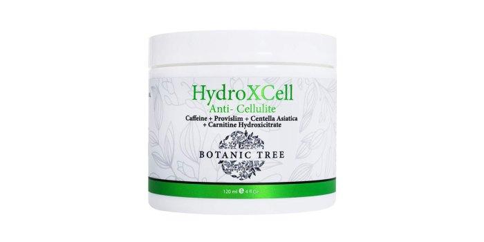 Crema anticelulítica HydroXCell de Botanic Tree