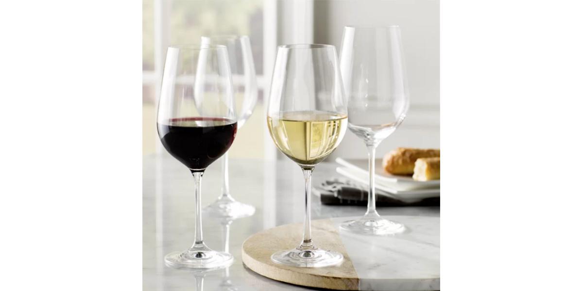 Wayfair Basics 18.5 oz. White Wine Glass