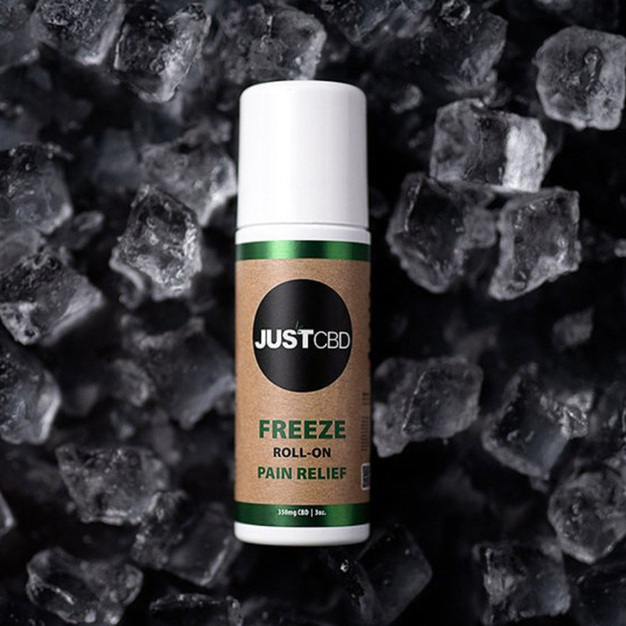justcbd-freeze-roller gift guide 2019