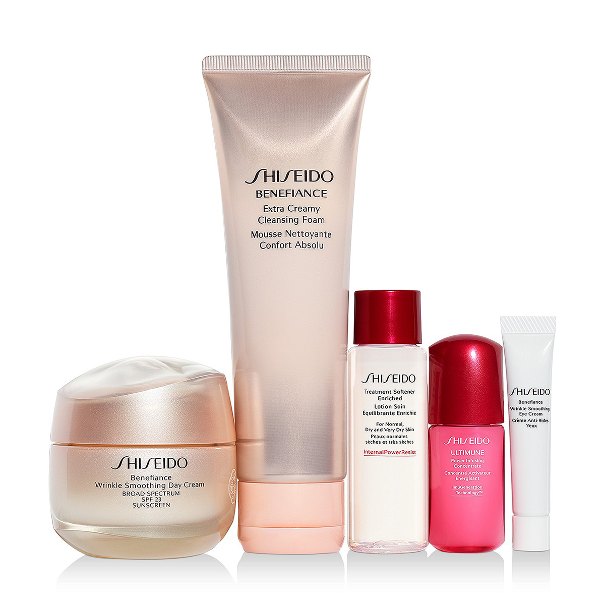 Keep One, Gift One: This Shiseido Skincare Set Is a Holiday Must-Have