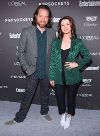 'Grey's Anatomy' Star Caterina Scorsone Gives Birth to Baby No. 3 With Husband Rob Giles