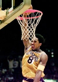 Kobe Bryant Playing for the Lakers in 1999 Kobe Bryants Life in Pictures