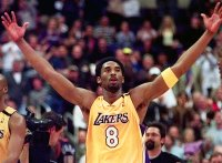 Kobe Bryant Playing for the Lakers in 2000 Kobe Bryants Life in Pictures