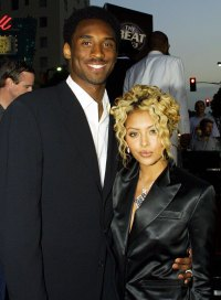 Kobe Bryant and Wife Vanessa in 2001 Kobe Bryants Life in Pictures