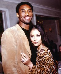 Kobe Bryant and Wife Vanessa in 2002 Kobe Bryants Life in Pictures