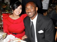 Kobe Bryant and Wife Vanessa in 2011 Kobe Bryants Life in Pictures