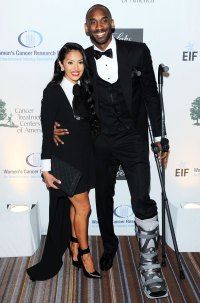 Kobe Bryant and Wife Vanessa in 2013 Kobe Bryants Life in Pictures