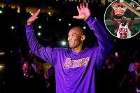 Kobe Bryant Surpasses Michael Jordan Kobe Bryants Life in Pictures