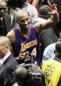 Kobe Bryant Playing for the Lakers in 2015 Kobe Bryants Life in Pictures