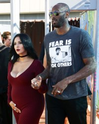 Kobe Bryant and Wife Vanessa in 2016 Kobe Bryants Life in Pictures