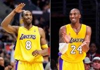 Kobe Bryant in 2006 and in 2014 Kobe Bryants Life in Pictures