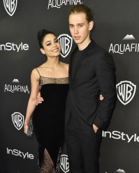 12 February 2016 Vanessa Hudgens and Austin Butler
