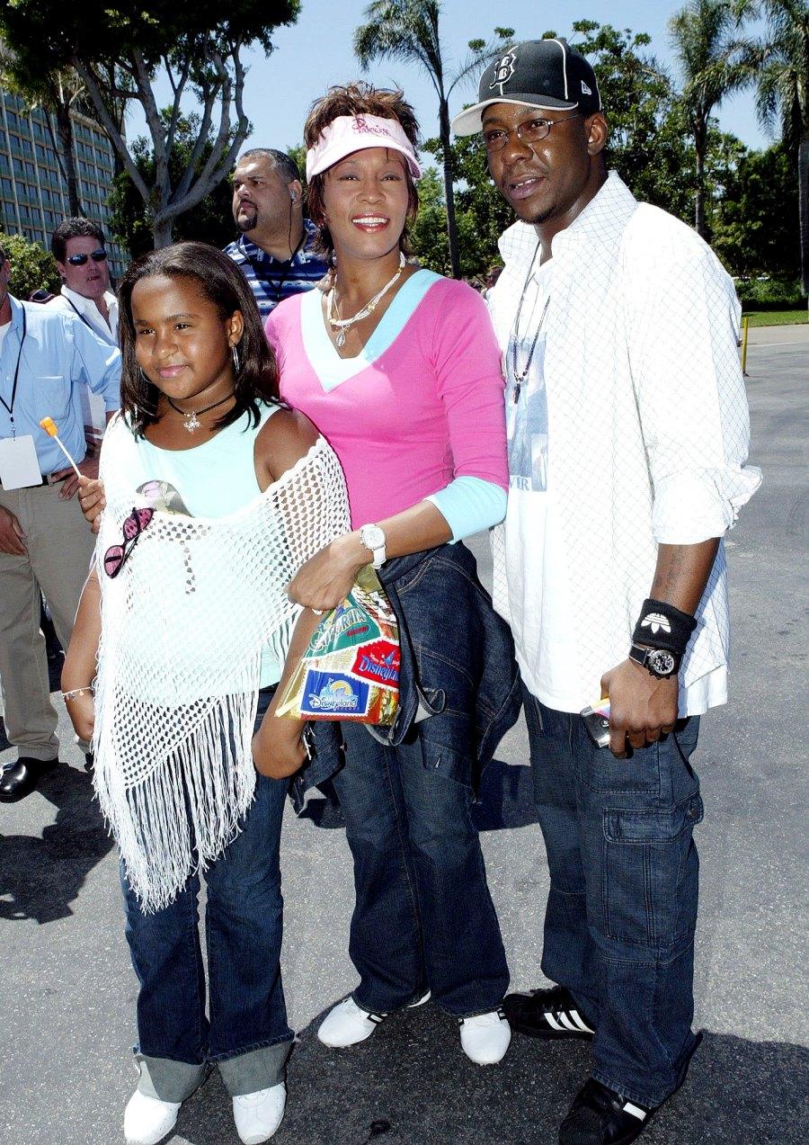 2000---Nick Gordon-moves-in-with-Whitney Houston,-Bobby-and-Bobbi-Kristina