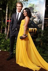 4 February 2012 Vanessa Hudgens and Austin Butler