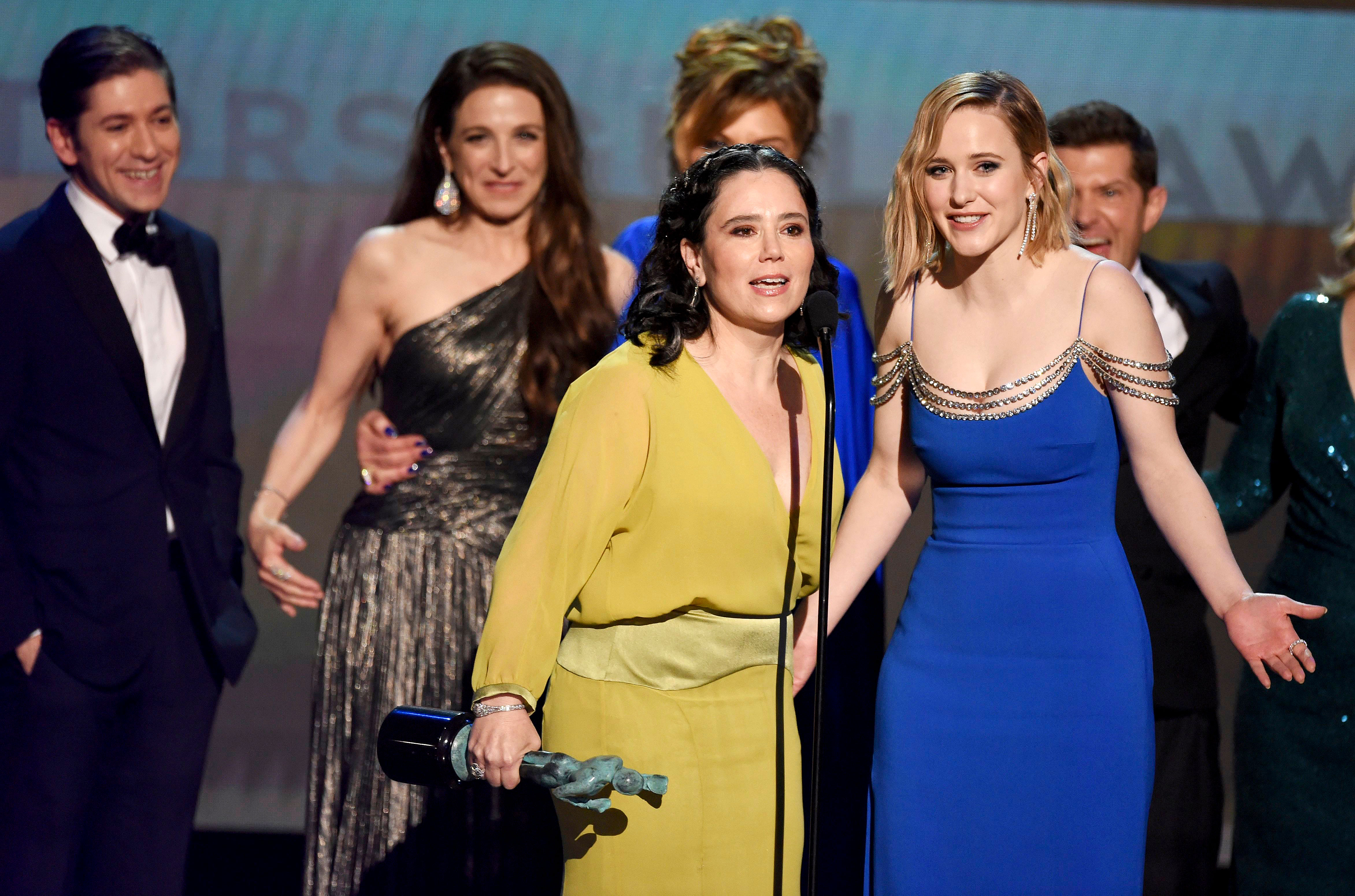 5 Biggest Moments SAG Awards 2020