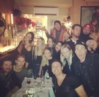 6 December 2013 Vanessa Hudgens and Austin Butler