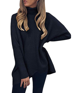 Make a Statement in This 'Gorgeous' and 'Comfy' Batwing Sweater