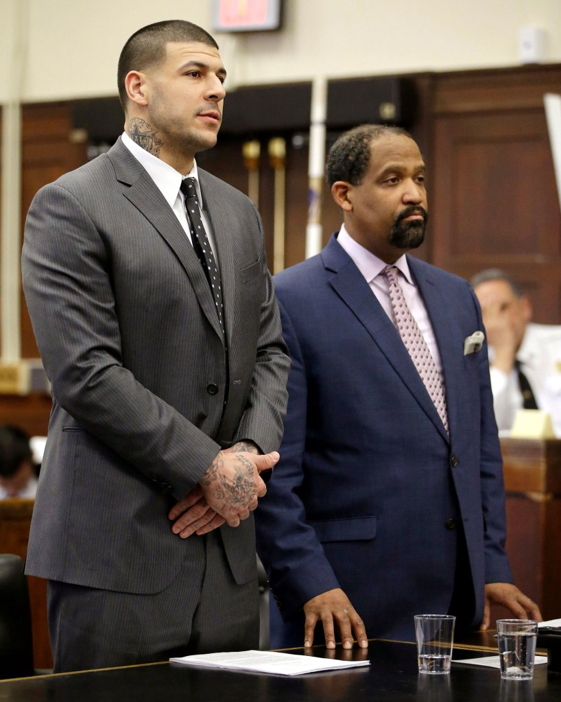Aaron Hernandez Court Lawyer