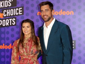 Aaron Rodgers Questions God During Religious Chat With Danica Patrick