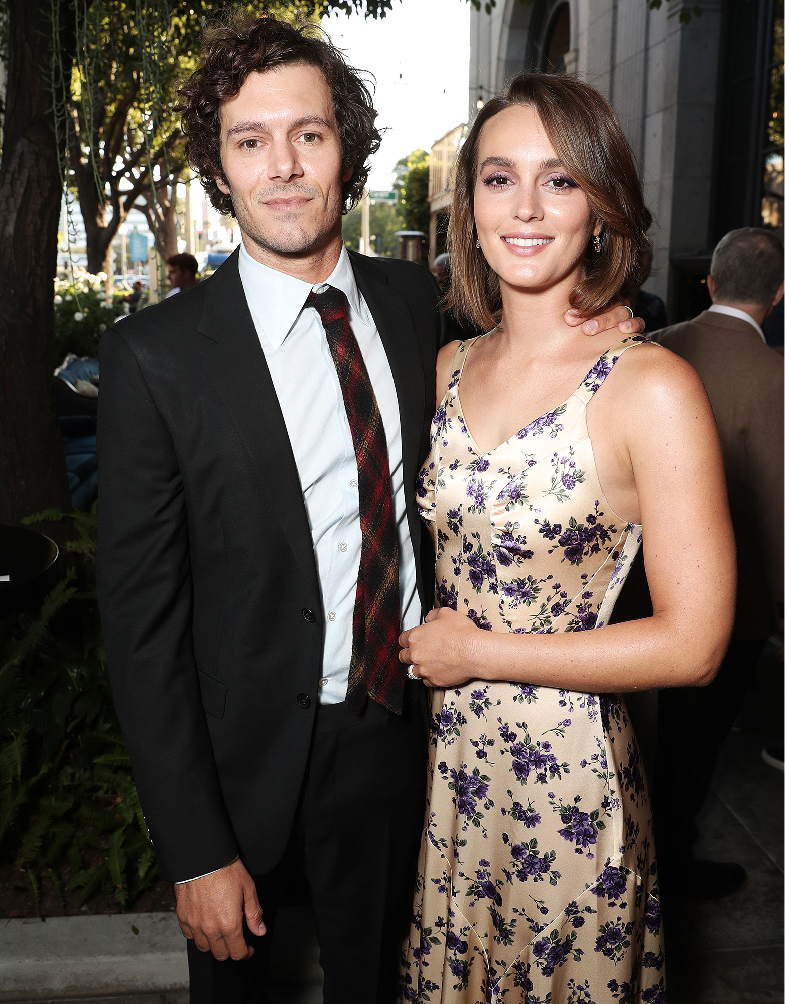 Adam-Brody-and-Leighton-Meester-expecting