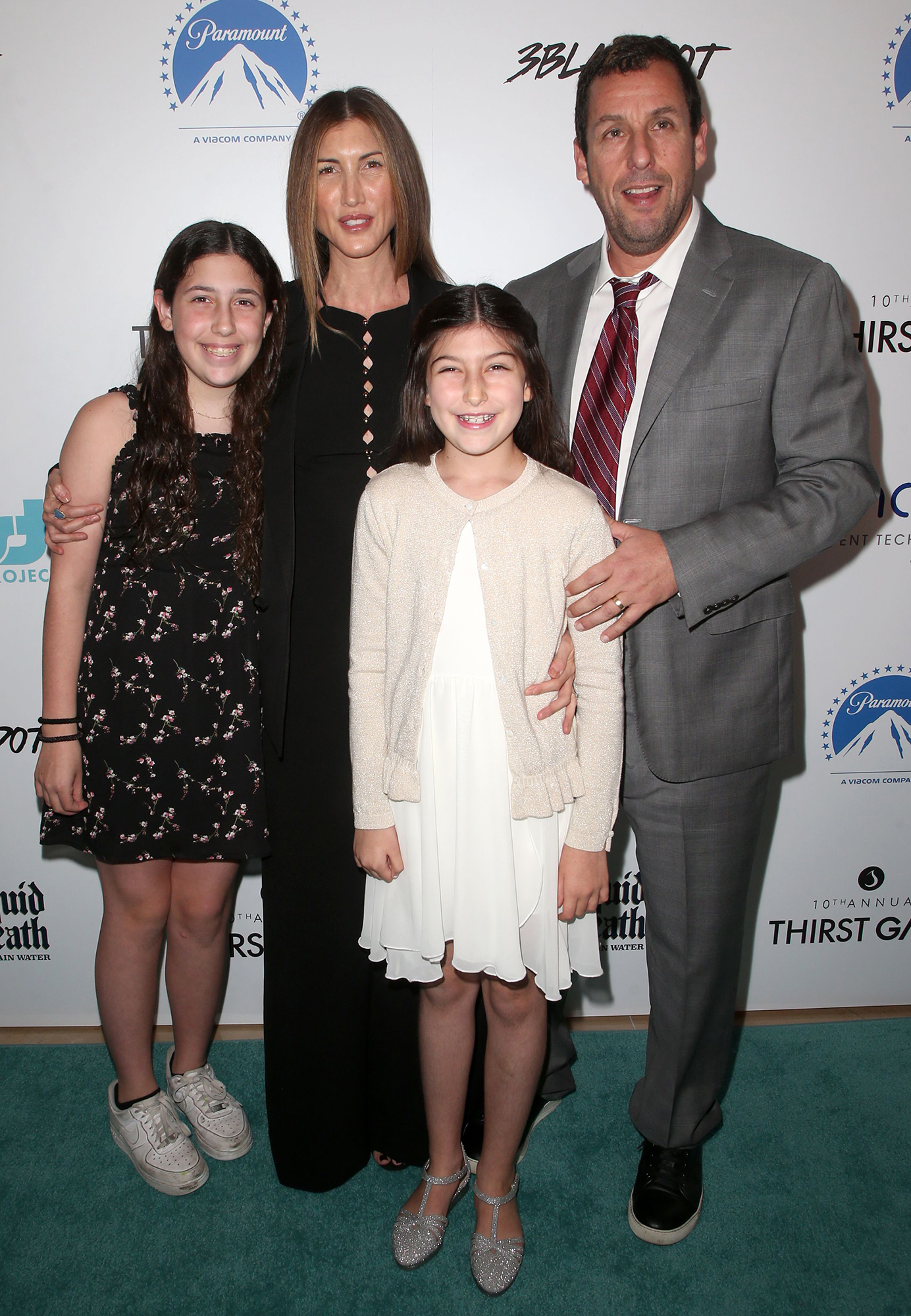 Adam Sandler S Daughters Act Around The House They Like It