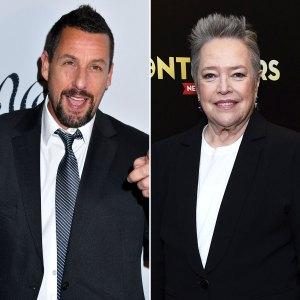 Adam Sandler Oscars Snub Reaction Involves Waterboy Costar Kathy Bates
