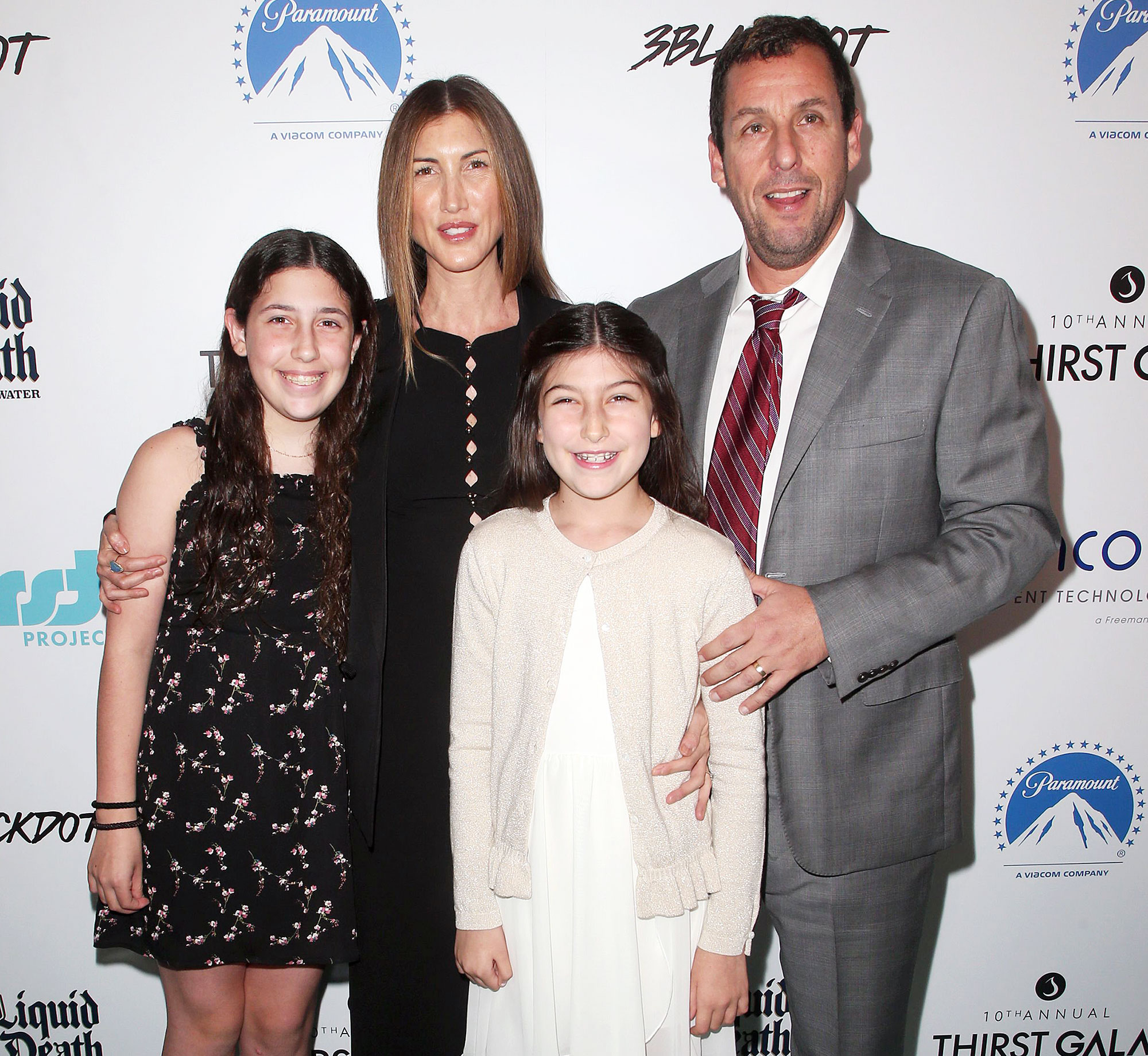 Adam Sandler Cant Let His Daughters Watch Uncut Gems Because They Would Be Disappointed